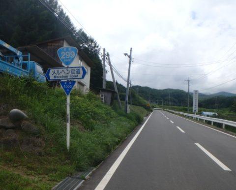麦草峠への道(2)